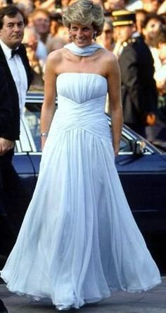 Princess Diana's dress - Fashion Jot- Latest Trends of Fashion--- yeah, i would still wear this as a wedding dress...