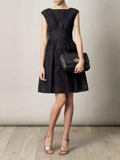 AR Broderie anglaise dress