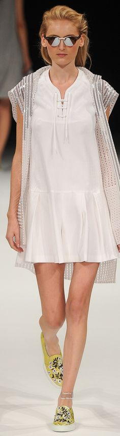 Talbot Runhof Spring Summer 2015 Ready-To-Wear collection