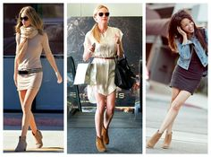 How to wear ankle boots with a dress | Style questions answered ...