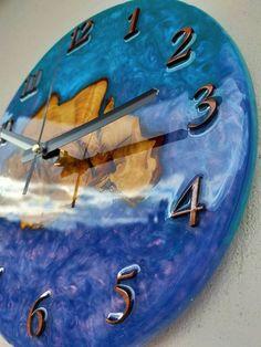 #homeliving #homedcor #clocks #epoxyresinclock #epoxywallclock #clockforwall #epoxyclock #resinclock #wallclock #epoxyart #woodresinclock #epoxyclockwall #epoxywoodclock #epoxywoodwallart #epoxyandwood #woodclockforwall Wall Clock Wooden, Wood Clocks, Wooden Walls, Wood Wall Art, Handmade Wall Clocks, House Wall, Epoxy, Art Pieces, Fairy