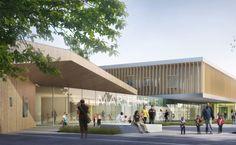 Ameller, Dubois et Associés - Architecture - Serris - Childhood center
