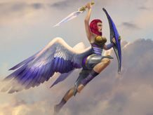 Commander Zilyana Commander Zilyana, head of Saradomin's troops, is one of the Icyene: a rare, winged race.