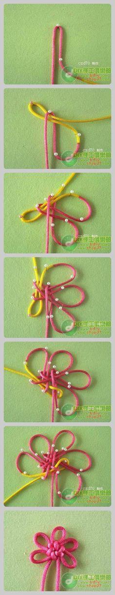 Flower ties