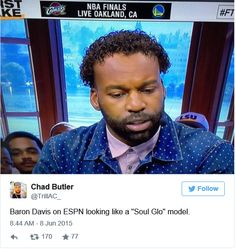 Baron Davis has a Jheri curl now and everything is wonderful      USA Today Sports     Nate Scott  1 day ago
