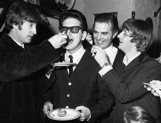 PAUL ON THE RUN: John Lennon's 75th birthday: a look back at his life in photos