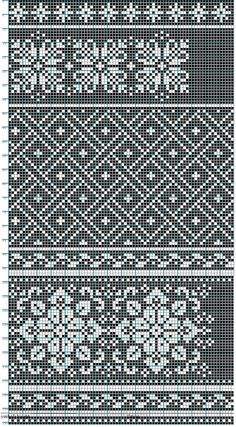 wanna try knitting a scarf with the third to the bottom :P
