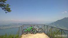 Mountainbike Touren - allmountain.ch - Der Fahrrad und Adventure Blog Blog, Tours, Switzerland, Bicycle, Blogging