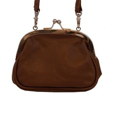 SticksandStones Alba Bag Light Cognac