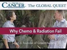 Radiotherapy Vs Chemotherapy - The Truth About Why Chemo & Radiation Fail: Cancer Stem Cells - WATCH VIDEO HERE -> http://bestcancer.solutions/radiotherapy-vs-chemotherapy-the-truth-about-why-chemo-radiation-fail-cancer-stem-cells    *** Radiotherapy Vs Chemotherapy ***   Sayer Ji, founder of Greenmedinfo.com, is interviewed by Ty Bollinger for the upcoming free 9-part documentary series. In this excerpt Sayer explains why chemotherapy and radiation fail to kill the underlyi