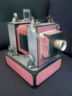 camera with mini - Scrapbook.com