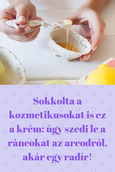 Sokkolta a kozmetikusokat is ez a krém: úgy szedi le a ráncokat az arcodról, akár egy radír! Pretty Nail Colors, Spring Nail Colors, Spring Nails, Pretty Nails, Herbal Remedies, Natural Remedies, Fitness Tips, Health Fitness, Colors For Dark Skin