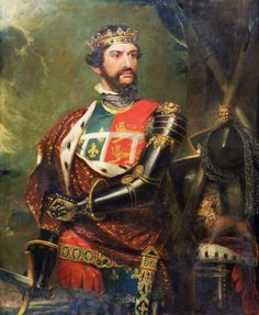 Edward, The Black Prince - Edward's lll's eldest son was also called Edward. He was known as the Black Prince because of the colour of his armour.