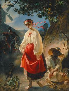 9 марта 1814 года родился Тарас Шевченко, украинский художник и поэт, человек незаурядной судьбы. Биография Шевченко и галерея его работ