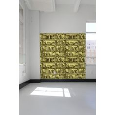Blik Wall Decal - Academia ~ Pattern Wall Tiles #blikwalldecals