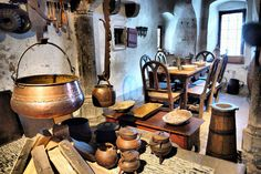 Medieval Kitchen by Lothar_G, via Flickr