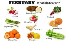 Stocks of fruits and vegetables may vary depending on seasons. To help you, here is a guide on what fruits and vegetables are in season. Honey And Lemon Drink, Taro Root, Foods For Brain Health, Good Brain Food, Tomato Nutrition, Coconut Health Benefits, Fruits And Vegetables, Asparagus, Cooking Tips