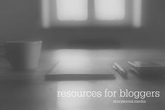 List of books, articles, and resources recommend for bloggers and small business owners.
