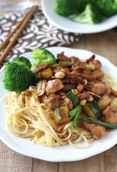 Kung Pao Chicken by SeasonWithSpice.com