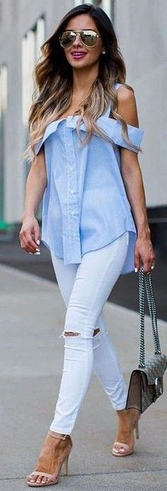 06a17c6102ff 45 Trending Fall Outfits To Copy Right Now. Τάσεις Της ΜόδαςΧαριτωμένα  Καλοκαιρινά ΝτυσίματαΑνοιξιάτικα ...