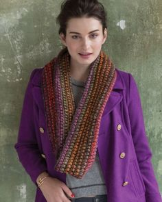 :Kureyon #381: NORO wool knitting yarn Violet/'s Memoir