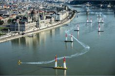 Red Bull Air Race 2016: Competição regressa à Ponte das Correntes em Budapeste
