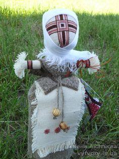 Traditional Ukrainian cloth doll