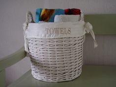 Pyyhkeille / for towels