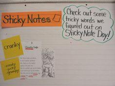 Sticky Note Day