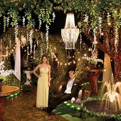 Garden Of Glamour Complete Prom Theme Cultivate A Special Spot In The Hearts Your Attendees With Inspired By Nature