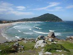 Praia da Ferrugem, município de Garopaba, estado de Santa Catarina, Brasil.