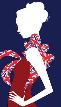 Lauren Bishop fashion-illustration-radio-times-london-fashion-week