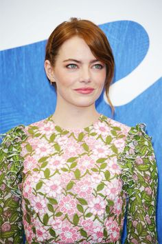 Emma Stone attends the photocall for 'La La Land' during the 73rd Venice Film Festival at on August 31, 2016.