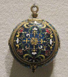 1632-1640 English Watch at the Metropolitan Museum of Art, New York