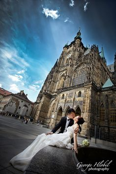 Pre-wedding photography Prague, see more at www.praguepreweddingphoto.com