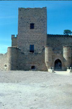 Castillo de Pedraza, Segovia, Spain