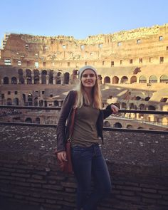 Forever at heart a history lover.  Fam-bam takes on Roma #isamilan #isaabroad #meallsgoestomilan by amelia.joy.yoga