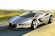 Audi R10 Hyper Car Edition