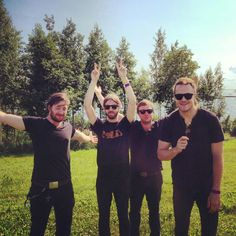 Imagine Dragons - one of my ultimate favorite bands. So so so so amazing