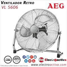 te proponemos una soluci n para sofocar el calor ventilador aeg vl 5529 http www. Black Bedroom Furniture Sets. Home Design Ideas