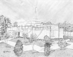 Raleigh NC Temple