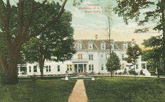 'Idlewilde', the Alphonse Henry Alker estate built c. 1896.