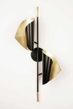 Cigale Double Sconce