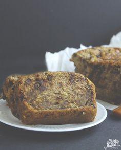 The Best Ever Banana Bread {Gluten-Free & Vegan) by The Healthy Maven