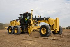 Caterpillar's new 14M3 is a better motor grader in just about every way | Equipment World | Construction Equipment, News and Information | Heavy Construction Equipment
