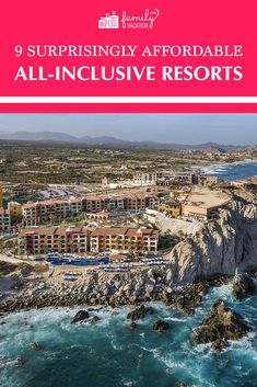 While many all-inclusive resorts will set you back a pretty penny, these surprisingly cheap all-inclusive resorts have everything you need for a wonderful family vacation, minus the huge credit card bill! Cheapest All Inclusive Resorts, Cheap All Inclusive, All Inclusive Packages, Vacation Days, Family Vacations, Vacation Destinations, Dream Vacations, Occidental Punta Cana, Cheap Tropical Vacations