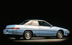 Subaru XT '1985-91