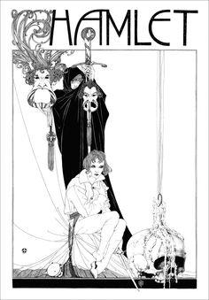 John Austen, Hamlet, Prince of Denmark (England, 1922)