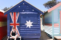 Melbourne Brighton Beach 🏖