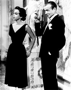 """Fred Astaire, Leslie Caron in """"Daddy Long Legs"""" (1955). DIRECTOR: Jean Negulesco."""